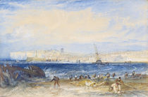 Margate, c.1822 by Joseph Mallord William Turner