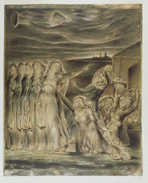 The Wise and Foolish Virgins von William Blake