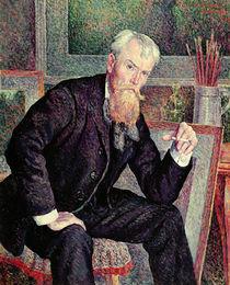Portrait of Henri Edmond Cross 1898 von Maximilien Luce