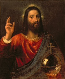 Christ Saviour, c.1570 by Titian