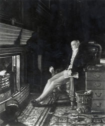 Portrait of Earl Grey by English School