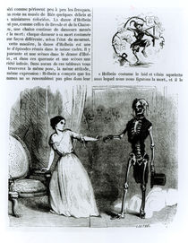 The Dance of Death von Jean Baptiste Victor Loutrel