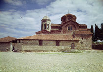 The Church of Sveti Kliment by Progonos Sgouros
