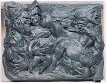 Tuerie, 1834 von Antoine Augustin Preault