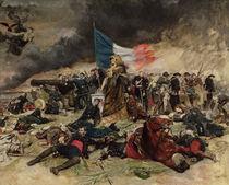Allegory of the Siege of Paris von Jean-Louis Ernest Meissonier