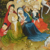 Group of Women at the Crucifixion von Master Francke