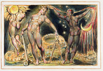 Plate 100 from 'Jerusalem' von William Blake