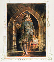 Frontispiece to 'Jerusalem' 1804-20 by William Blake
