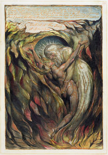'All Human Forms Identified...' von William Blake