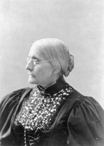 Susan Brownell Anthony c.1890-1906 von L. Condon