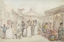 Covent Garden Market, c.1795-1810 von Thomas Rowlandson