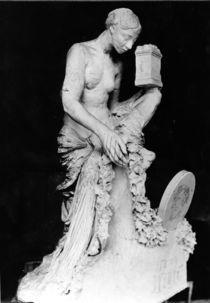 Memorial to Whistler von Auguste Rodin
