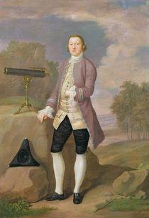 Thomas Newenham, c.1749 by Edward Haytley
