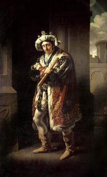 Edmund Kean as Richard III von John James Halls