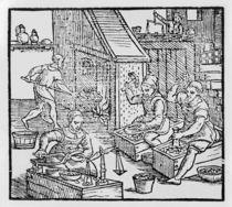 Women Blacksmiths von German School