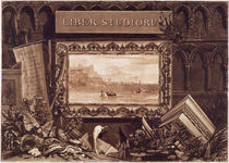 Frontispiece to 'Liber Studiorum' by Joseph Mallord William Turner