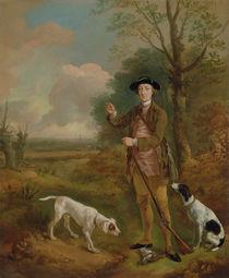 Major John Dade of Tannington by Thomas Gainsborough