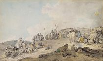 Donnybrook Fair, 1782 by Francis Wheatley