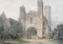 St. Augustine's Gate, Canterbury by Joseph Mallord William Turner
