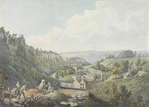 Matlock Baths, Derbyshire, c.1789 by William Day