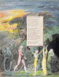 Ode on a Distant Prospect of Eton College by William Blake