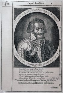 Portrait of Thomas Coryate from 'Coryate's Crudities' von English School