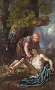 The Good Samaritan, c.1751-52 by Francis Hayman