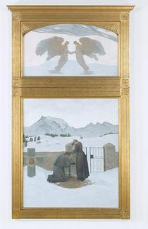 Religious Comfort, 1897 by Giovanni Segantini