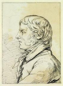 Self Portrait von Caspar David Friedrich