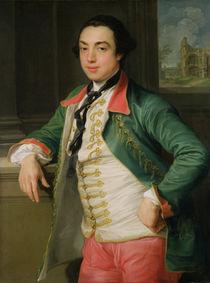 James Caulfield , 4th Viscount Charlemont c.1753-56 by Pompeo Girolamo Batoni