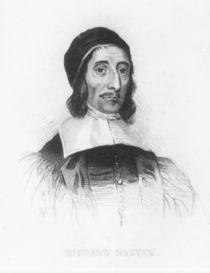 Portrait of Richard Baxter von English School