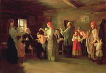 Inspection of a Childrens Home by Vasili Efimovich Kallistov