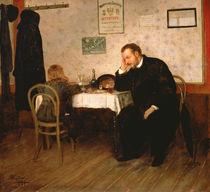 Orphaned, 1897 von Baron Mikhail Petrovich Klodt von Jurgensburg