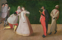 The Commedia dell'Arte Company von French School