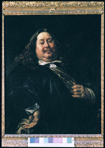 Portrait of a Man by Jacob Jordaens