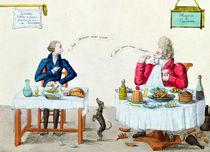 Portrait of a Glutton von French School
