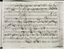 Trio in G major for violin von Wolfgang Amadeus Mozart