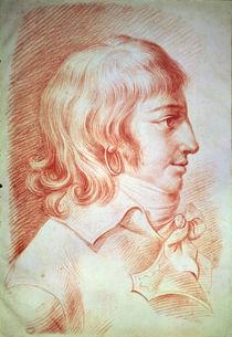 Louis-Antoine-Leon de Saint-Just von Christophe Guerin