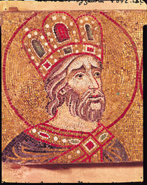 Emperor Constantine I the Great by Byzantine
