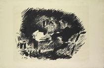 Le Corbeau , 1875 by Edouard Manet