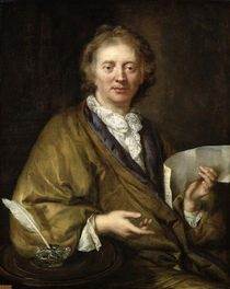 Portrait of a Man, presumed to be Francois II Couperin von French School