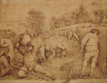 Summer, 1568 by Pieter the Elder Bruegel