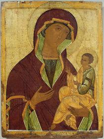 Virgin and Child, c.1500 von Russian School