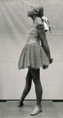 Little Dancer, Aged 14 by Edgar Degas