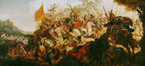 The Battle of the Granicus in May 334 BC by Francesco Fontebasso