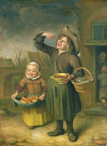 The Syrup Eater by Jan Havicksz Steen