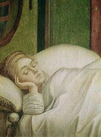 Dream of St. Ursula, 1495 by Vittore Carpaccio