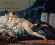 The Odalisque, 1745 von Francois Boucher