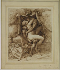 Venus and Mars, c.1790 by Richard Cosway