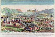 Battles of Wurtchen and Bautzen by French School